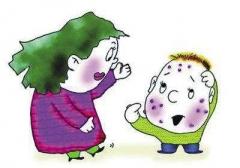 宝宝身上长了水痘怎么办