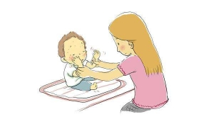 夏季预防儿童湿疹