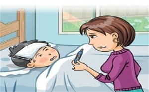 孩子得了手足口病应该要怎么护理的相关图片