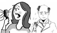 脱发医治的药用方法需科学应用