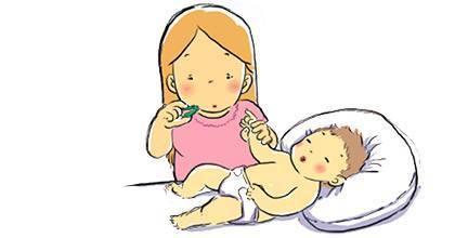 小儿过敏性湿疹的治疗与护理方法