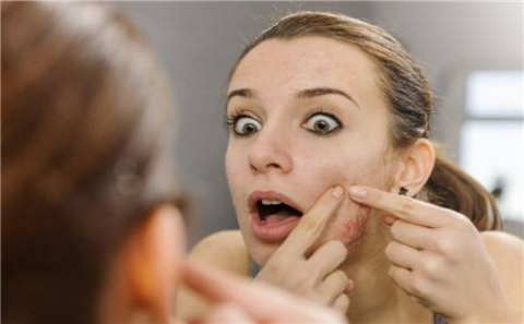 脸部祛痘的正确调理方法