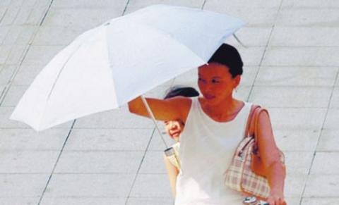 夏天怎样预防得多形日光疹的相关图片